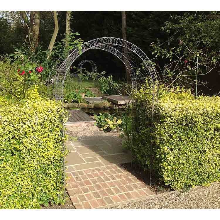 No 92 Rose Arch – Round top