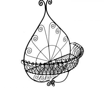 No.17 Wall Basket