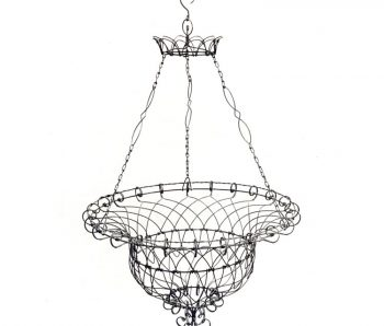 No.31 Victorian hanging basket