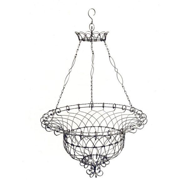 No.31 Victorian hanging basket