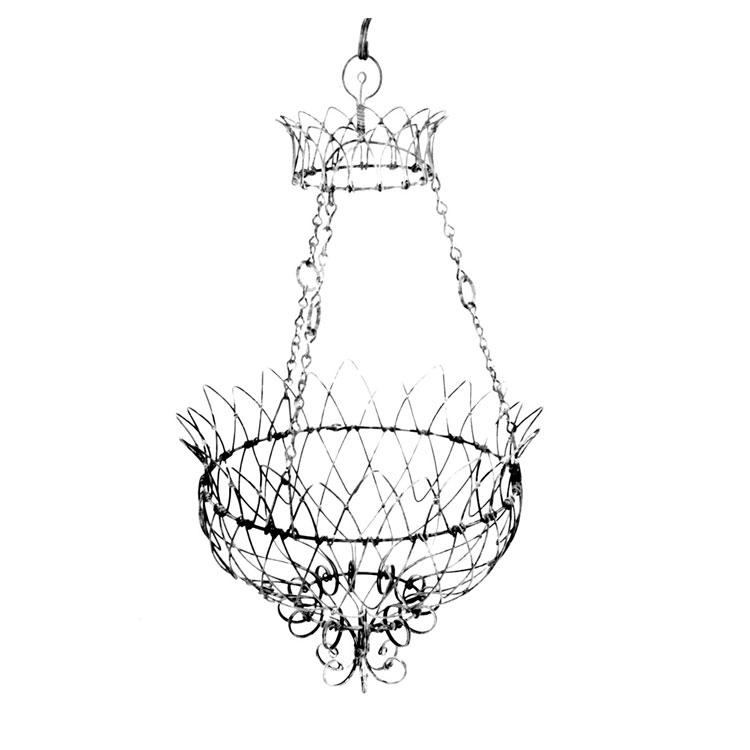 No 32 Small Hanging Basket