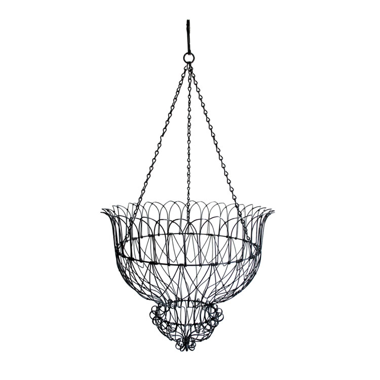 No.88 Abbey hanging basket
