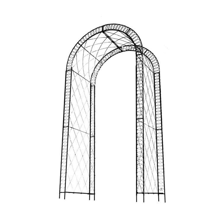 No 92 Rose arch - Round top