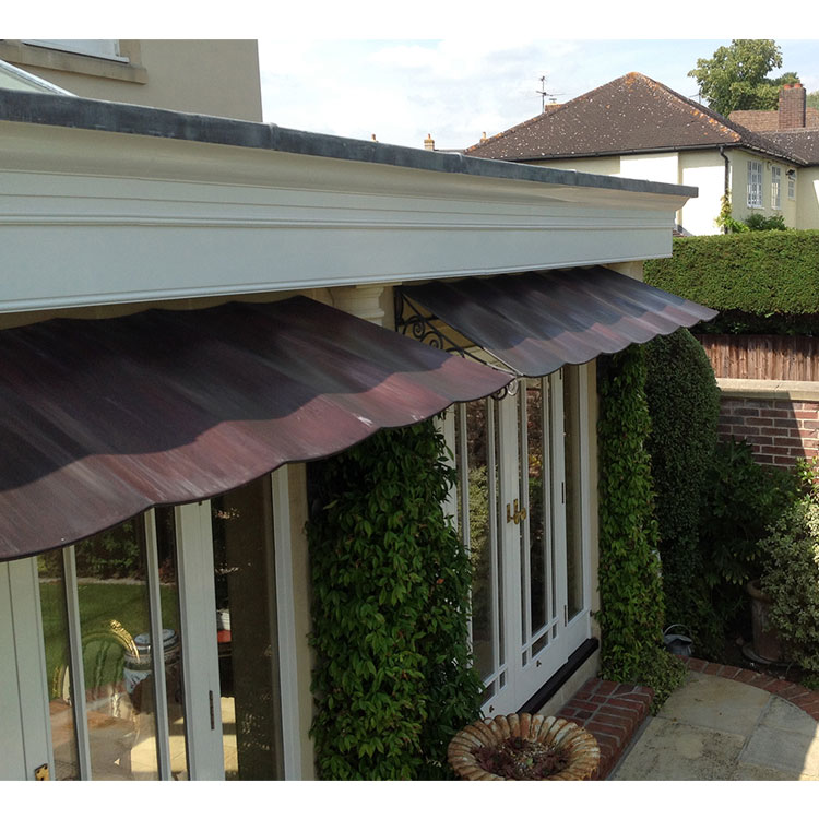 Scalloped Canopies