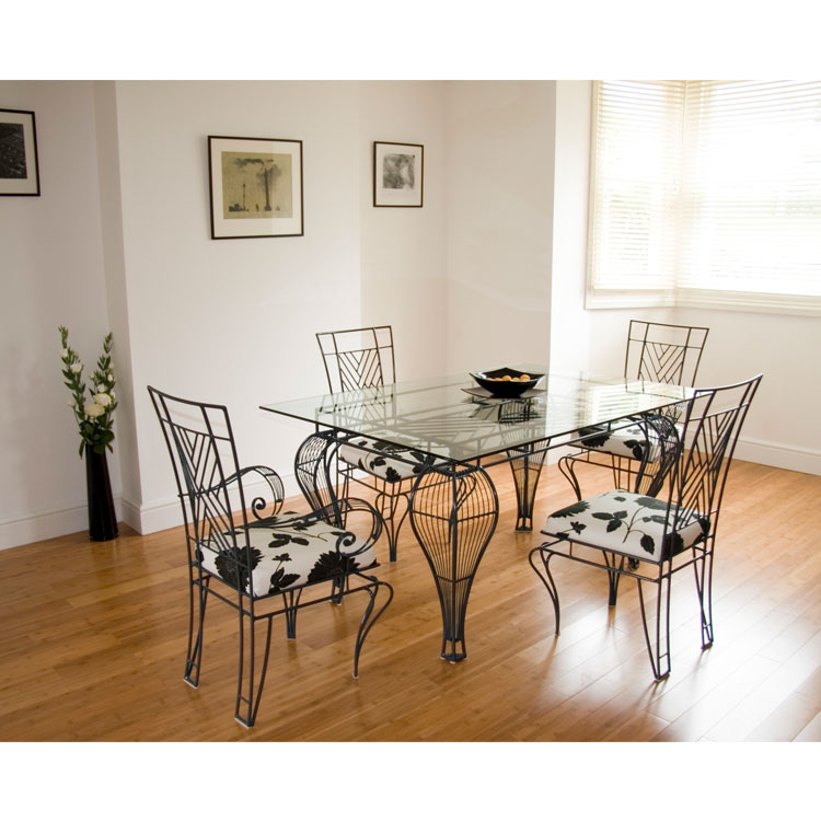 The Walton House table and Chairs