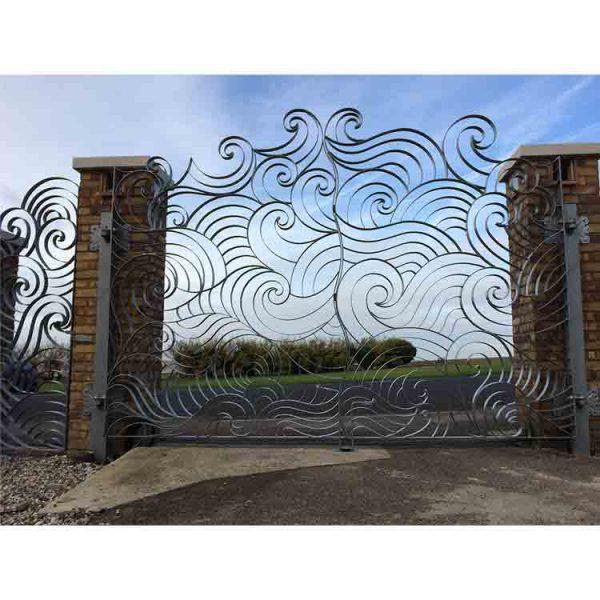 West Bay Gates