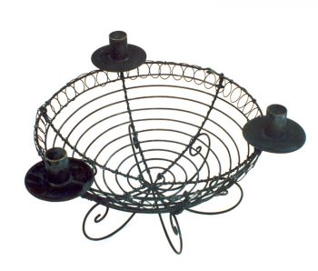 No.56 Candle table basket